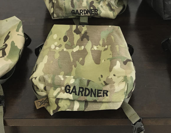 traust sniper bags
